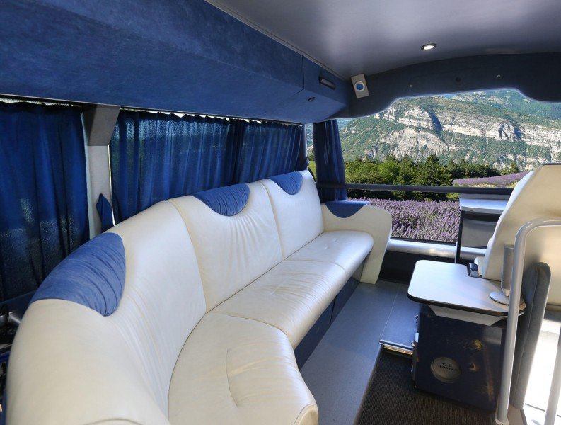 Tourbus Le Palace