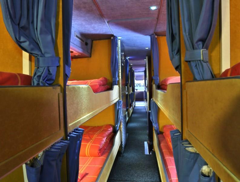 Tourbus Le Charleston